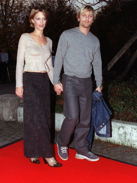 Heike Makatsch and daniel craig