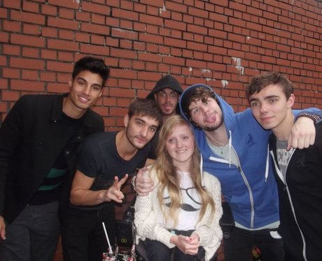 The Wanted - We Are Glad You Came To The West Coun