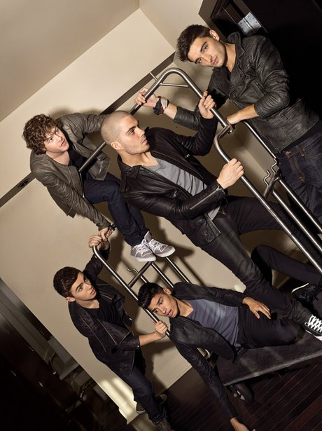 The Wanted Calendar 2013