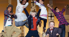 Seb White in M&S Campaign