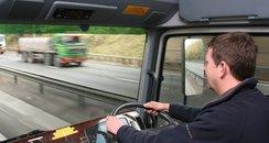 Essex Police Lorry