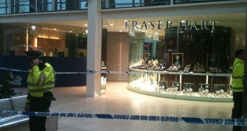 Fraser Hart Armed Robbery