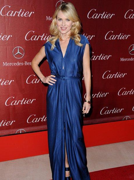 Naomi Watts dazzles at the Palm Springs gala