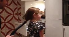 Vacuum ponytail