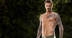 Becks topless