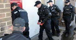Portsmouth drugs raid