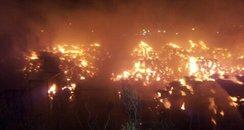 Nechells Fire