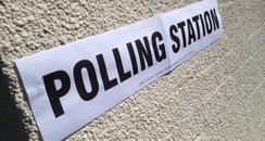 vote, polling station
