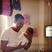 Marvin Humes with daughter Alaia-Mai