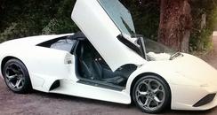 Lamborghini Stolen From Farcet