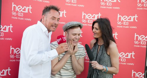 Heart Presents Olly Murs