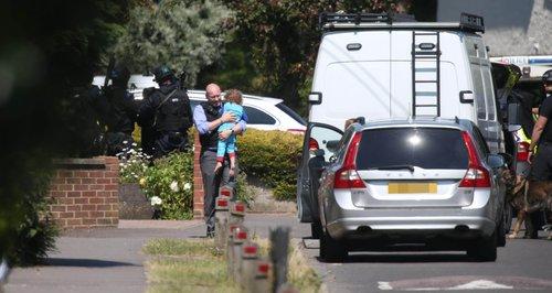 Twins held in Kidlington