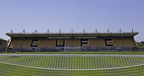 Cambridge United Abbey Stadium