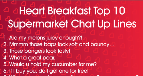 supermarket chat up lines