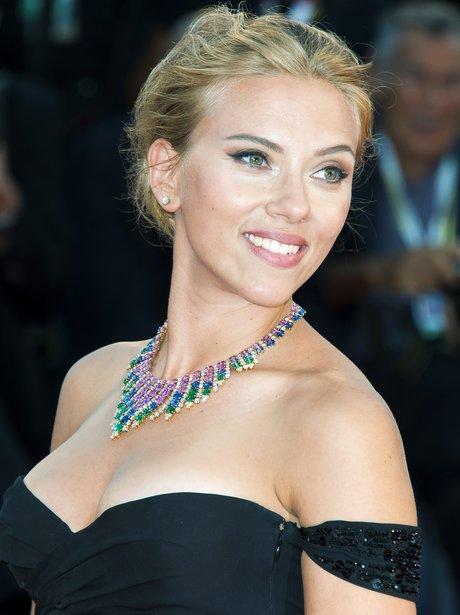 Скарлетт Йоханссон на венецианском кинофестивале 3 сентября 2013 года.