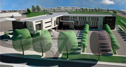 Plans for new Wiltshire College
