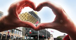 Give It Some Heart West Midlands