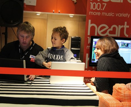 Mini Radio Station at Ikea Coventry Monday