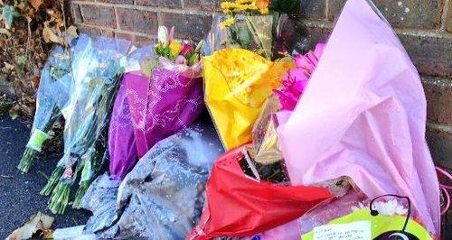 Gosport murder flowers