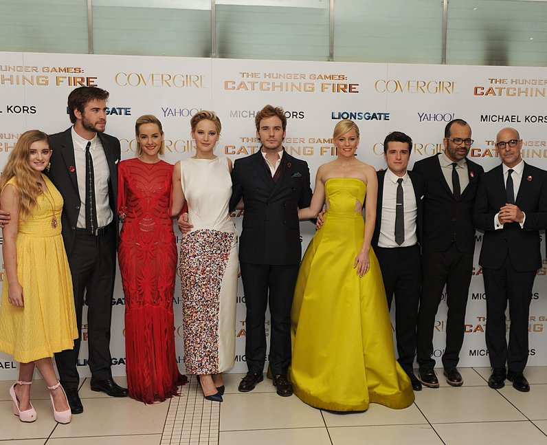The Hunger Games Full Cast And Crew Hottest Movies Of