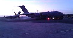 RAF - Typhoon aid
