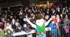 Heart Angels: Strood Christmas Light Switch On (23