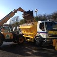 Gritter Lorry Herts County Council