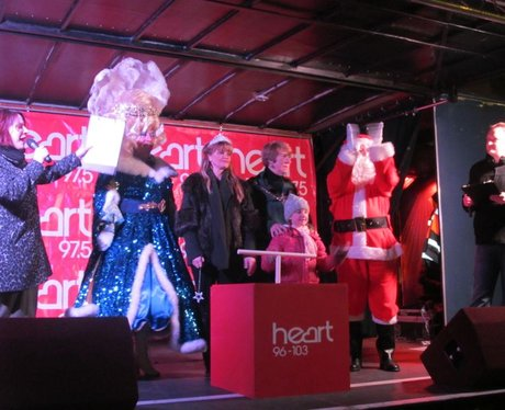 Portsmouth Christmas Lights 2013