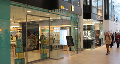EE Cambridge Grand Arcade Store