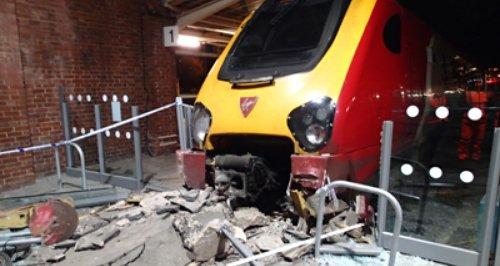 Chester Train Crash