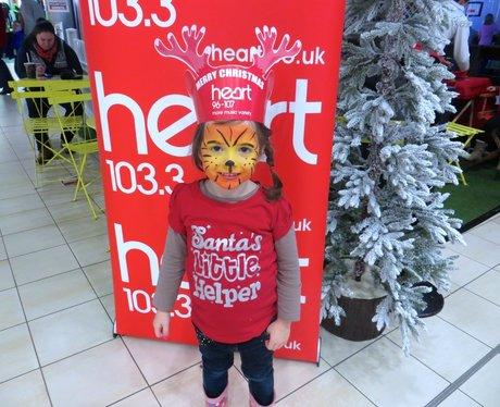 Heart Angels: Xscape MK Christmas Activity (7th De