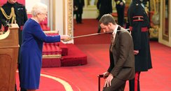 Queen Elizabeth and Bradley Wiggins