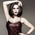 Kelly Brook looks ever inch the 60s pin up in this smouldering photoshoot.