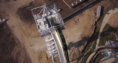 The World's Tallest Waterslide