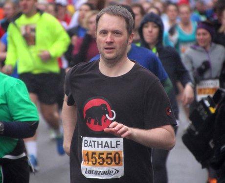 2014 Bath Half Marathon - Highlights