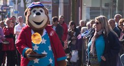 Lowestoft Pancake Race 2014