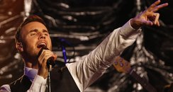 Gary Barlow's Exclusive Gig For Heart