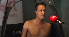 Tom Gets A Spray Tan