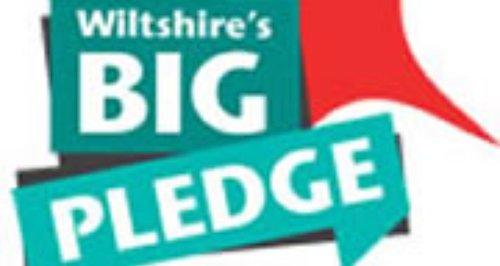 Wiltshire's Big Pledge logo