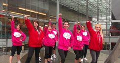Plymouth Race for Life Launch (Saturday 5th April)