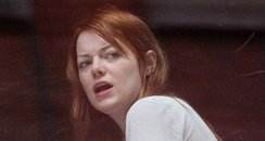 Emma Stone without make up