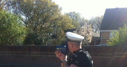 Police Speeding 2