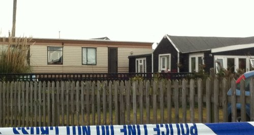 Murder, Hemsby, House
