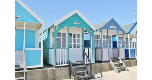 100k Southwold Beach Hut