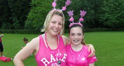 Windsor Race for Life: Finish Line 11am