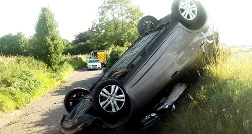 Datchworth Crash