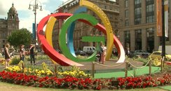Glasgow 2014 One Week To Go