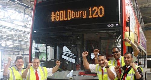 GOLDbury