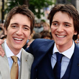 The Weasley Twins on the red carpet