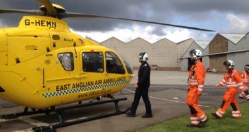East Anglian Air Ambulance